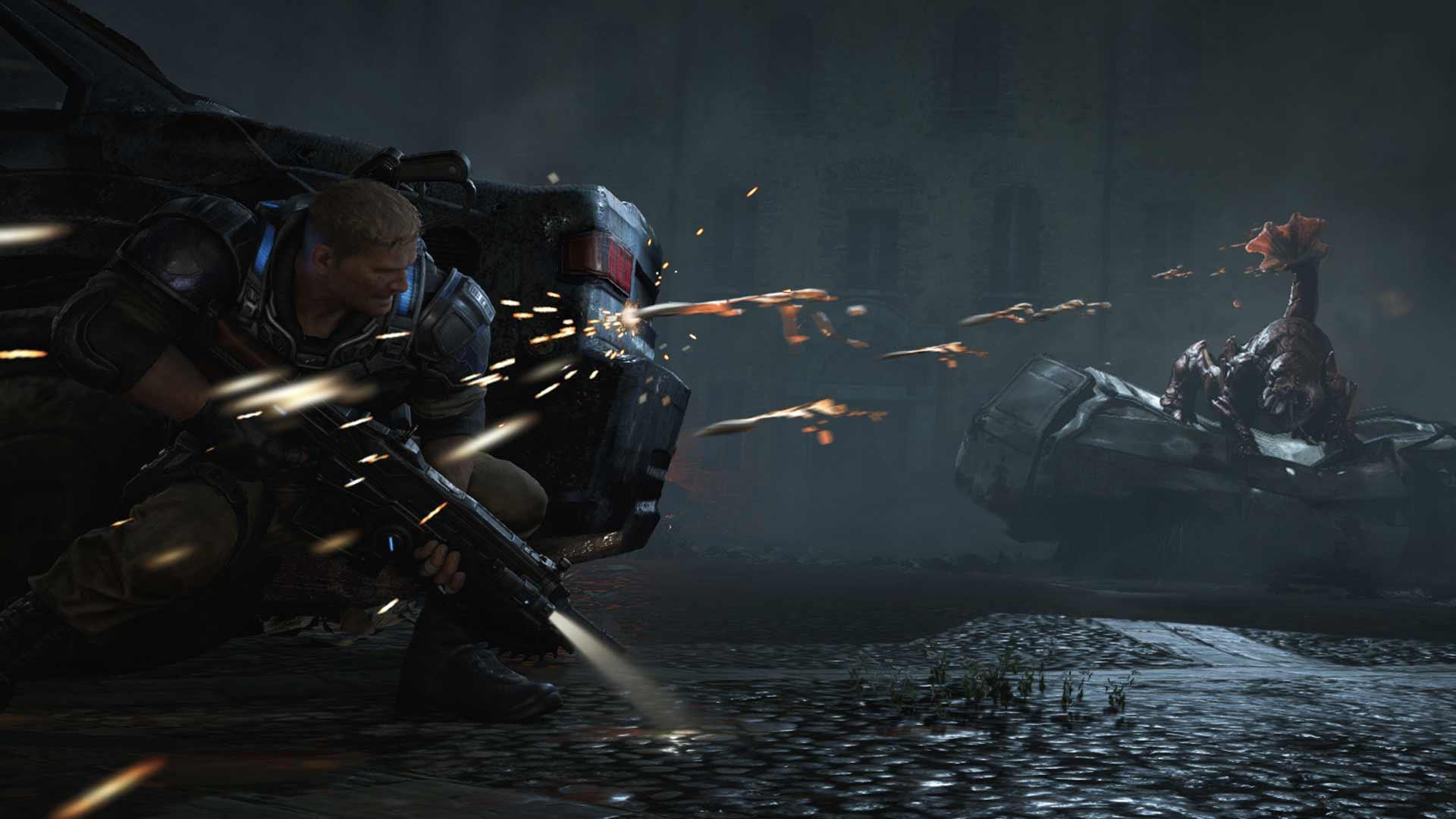 Gears of war pc release date
