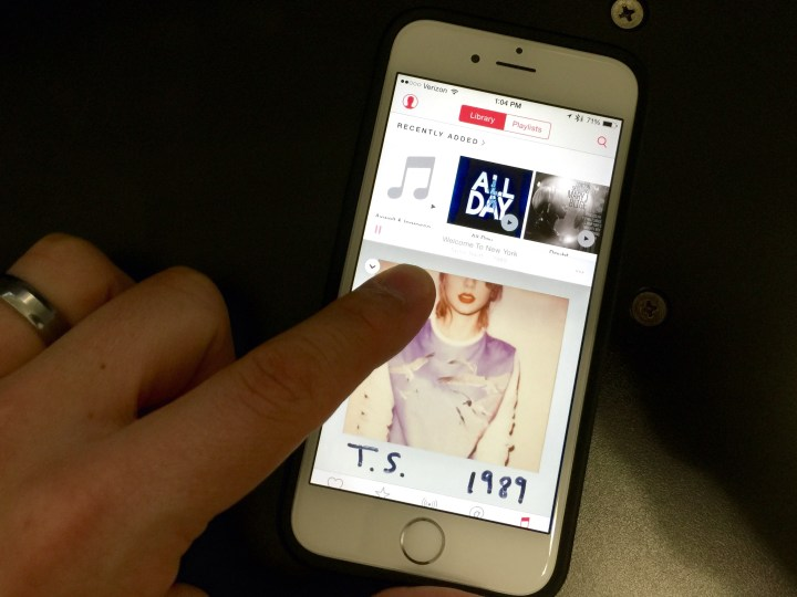 New iOS 8.4 Features - Apple Music - 4