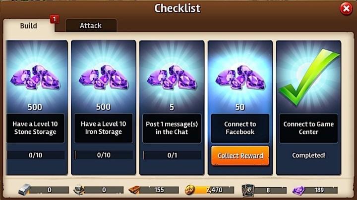 How to earn free Siegefall gems.