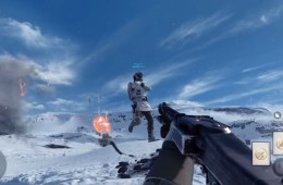 Exciting Star Wars: Battlefront details from two new gameplay videos and E3 2015.