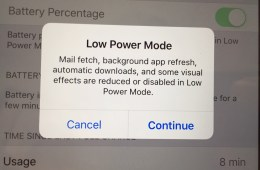 iPhone 6 Battery Life Upgrade - 2