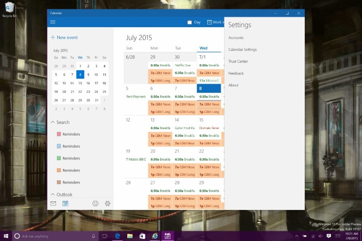 How to Add Calendars in Windows 10 (8)