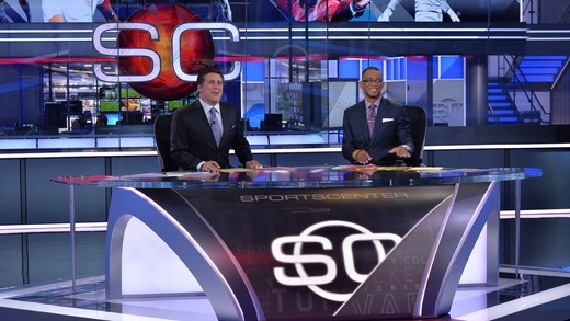 Watch ESPN and other apps stream live sports to iPhone users.