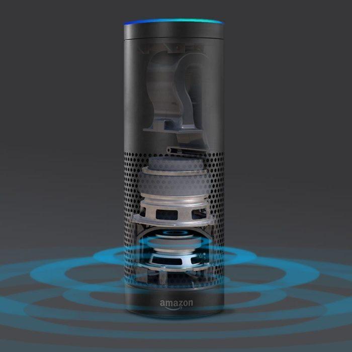 amazon echo speaker system