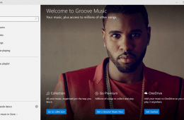 welcome to groove music