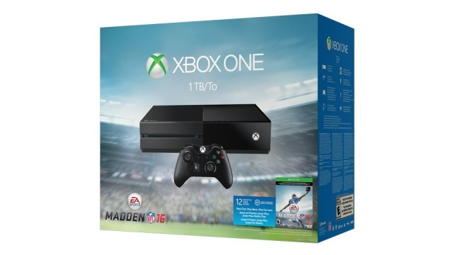 Madden 16 Bundle