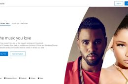 groove music on web