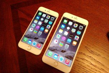 iPhone 6s Specs - Displays