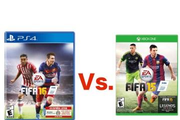 FIFA 16 vs FIFA 15 what's New