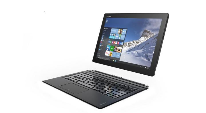 The Lenovo Ideapad Miix 700
