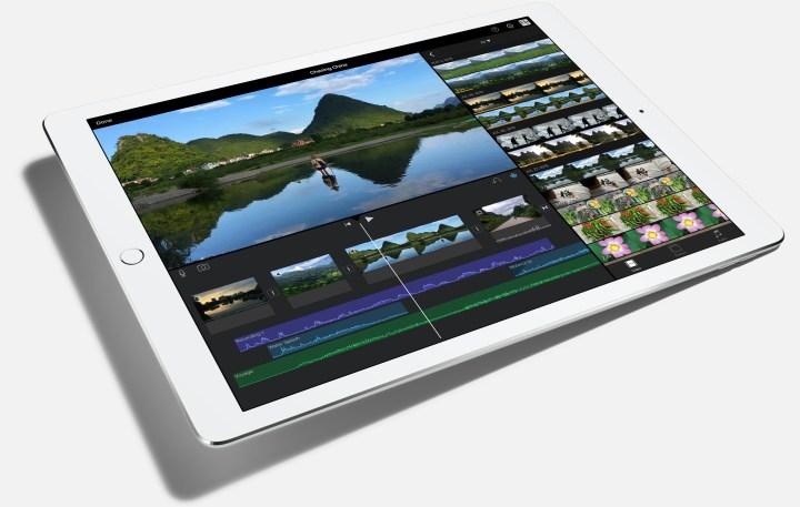 Huge, High Resolution iPad Pro Display