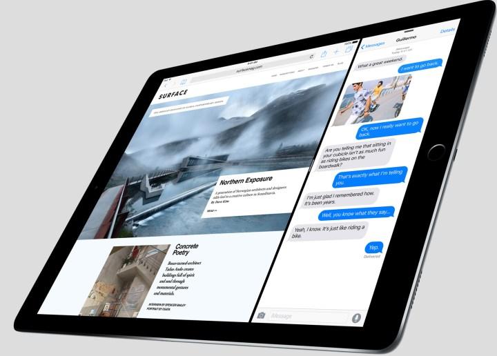 iPad Pro WiFi LTE