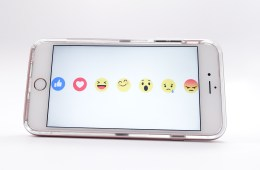 Here are the new Facebook Reactions, These Facebook Emojis will fill the place of a Facebook dislike button.
