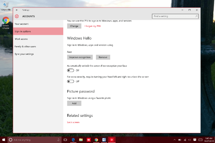 How to Use Windows Hello in WIndows 10 (12)