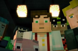 The Minecraft Story Mode reviews for episode 1 are in.
