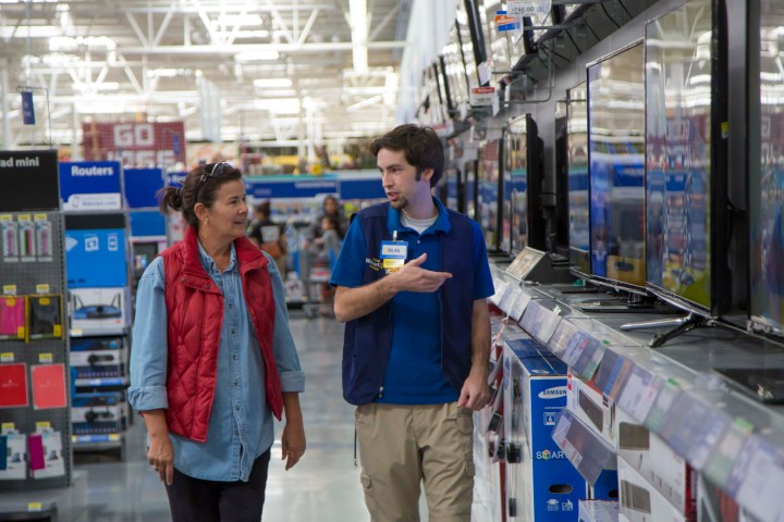 Expect Walmart Black Friday 2015 HDTV deals throughout the weekend.