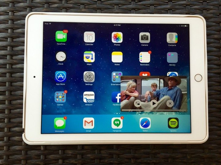 iPad iOS 9.0.2 Performance