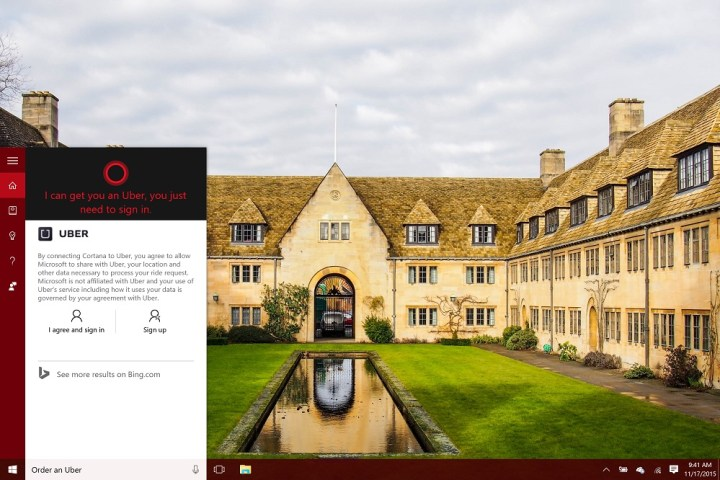 How to Use Uber in Windows 10 (3)
