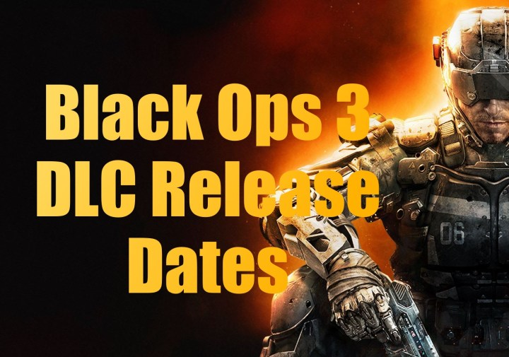 ... for a fall Call of Duty: Black Ops 3 release date. (Source Tieman