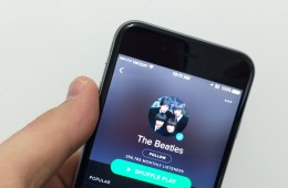 We may see The Beatles Spotify and Apple Music release this week.