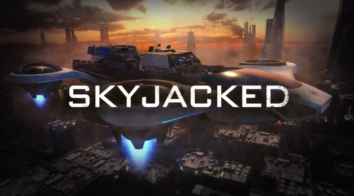 Skyjacked -- Hijacked Remake