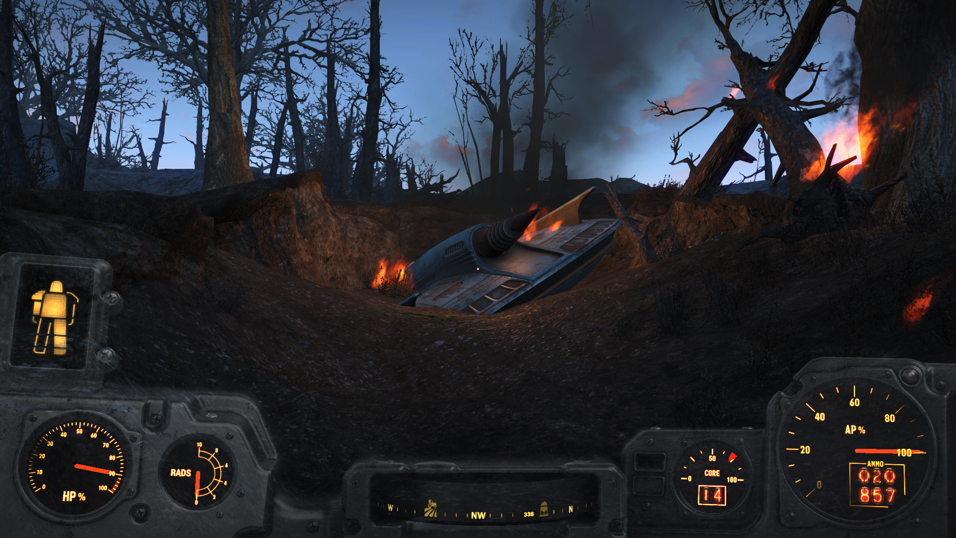 Fallout release date