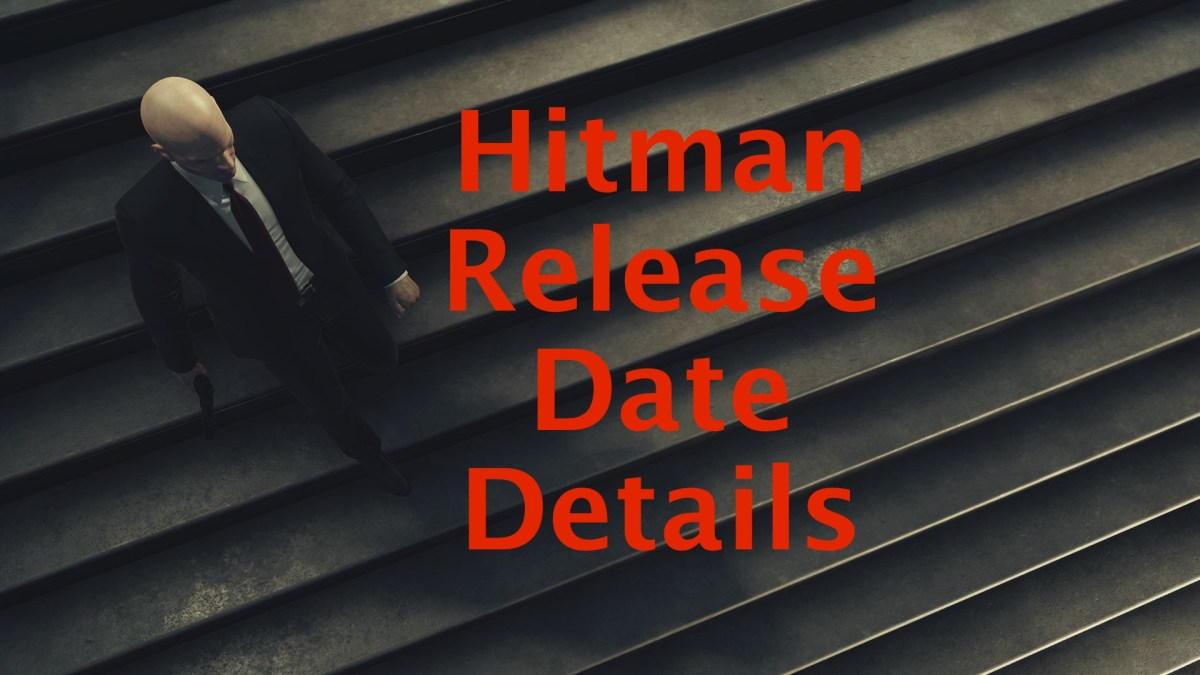 New hitman release date