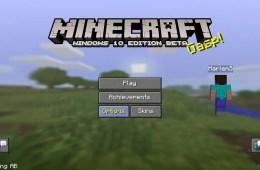 Minecraft Windows 10 Edition (3)