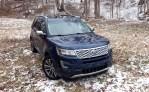 2016 Ford Explorer Platinum Review - 12