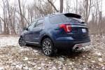 2016 Ford Explorer Platinum Review - 18