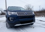 2016 Ford Explorer Platinum Review - 38