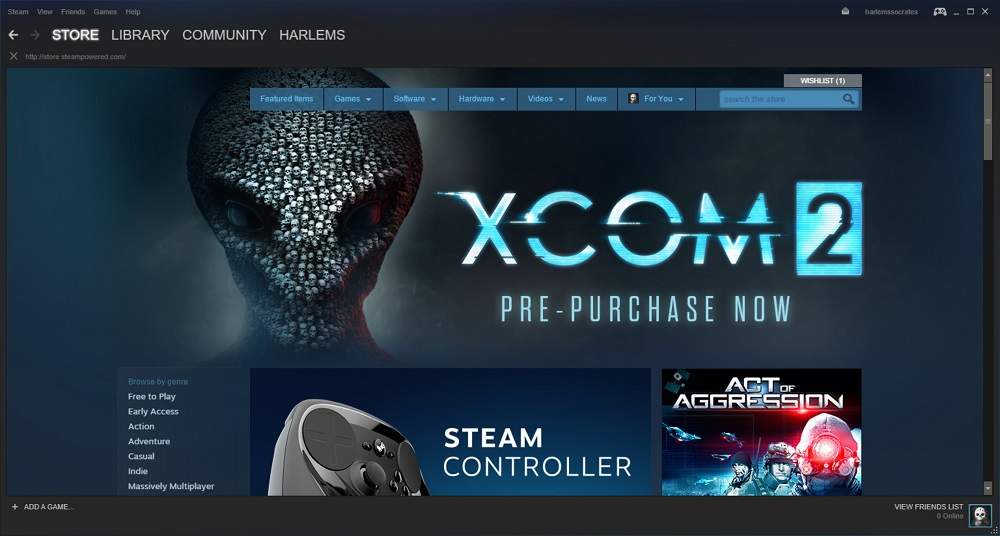 how to add all ncsoft games to steam