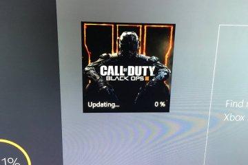 April Black Ops 3 Update - 7