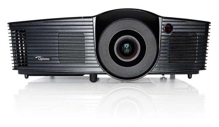 Best projector: Optoma HD141X