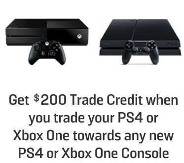 gamestop trade-in deal