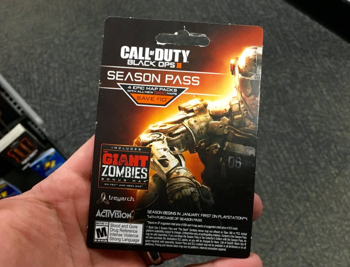 Black Ops 3 DLC 2 Eclipse - Call of Duty- Black Ops 3 Season Pass