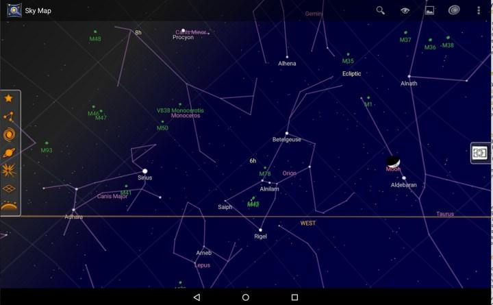 Sky Map - Best Star Apps