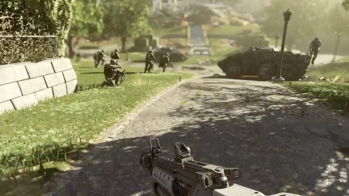 Call of Duty Infinite Warfare release date - 5
