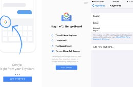 How to Install the Gboard.