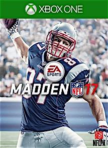 Madden 17 Standard Edition