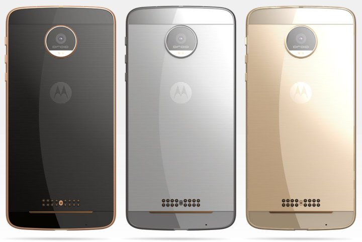 This is reportedly the new Moto Z, and Moto DROID for 2016