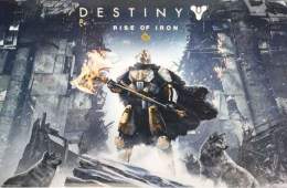 destiny rise of iron leak