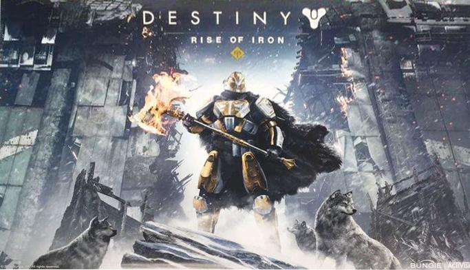 destiny rise of iron leak
