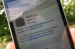 How to install iOS 9.3.3.