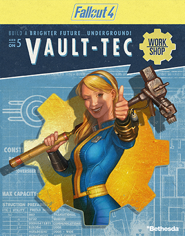 fallout 4 vault tec workshop dlc 5 things to know. Black Bedroom Furniture Sets. Home Design Ideas