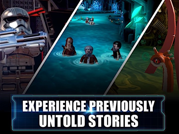 LEGO Star Wars The Force Awakens App - 1