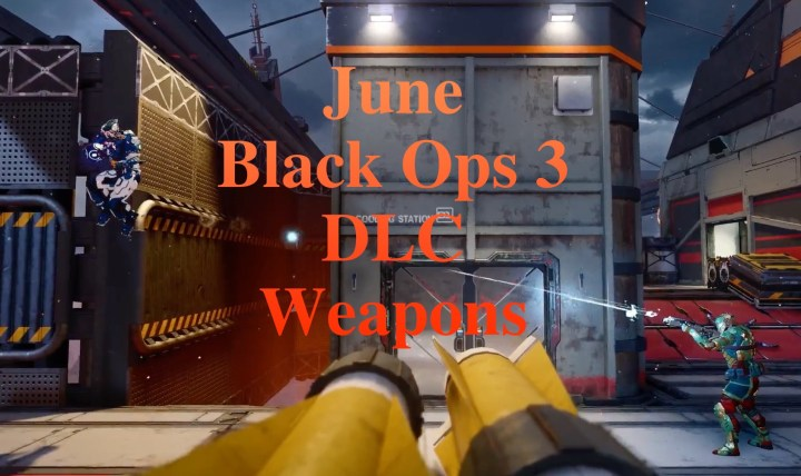 New Black Ops 3 Guns & Weapons: What to Know in June.... : Gotta Be Mobile - howlDb