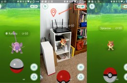 How to turn off Pokémon Go Augmented Reality.