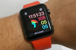 How long the watchOS 3.0 update takes to install on the Apple Watch.