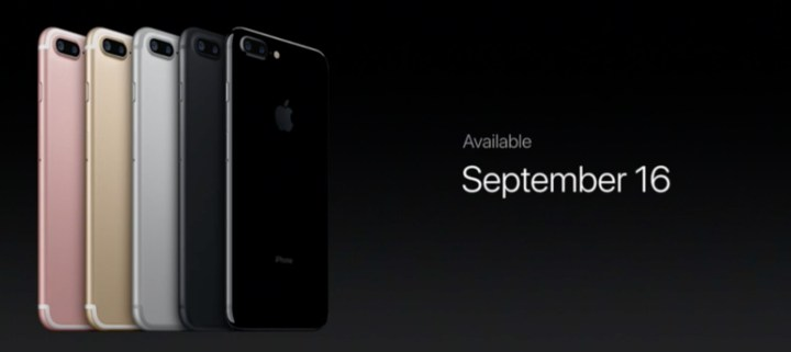 iphone 7 release date breakdown
